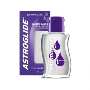 4oz Premium Water Based Lubricant